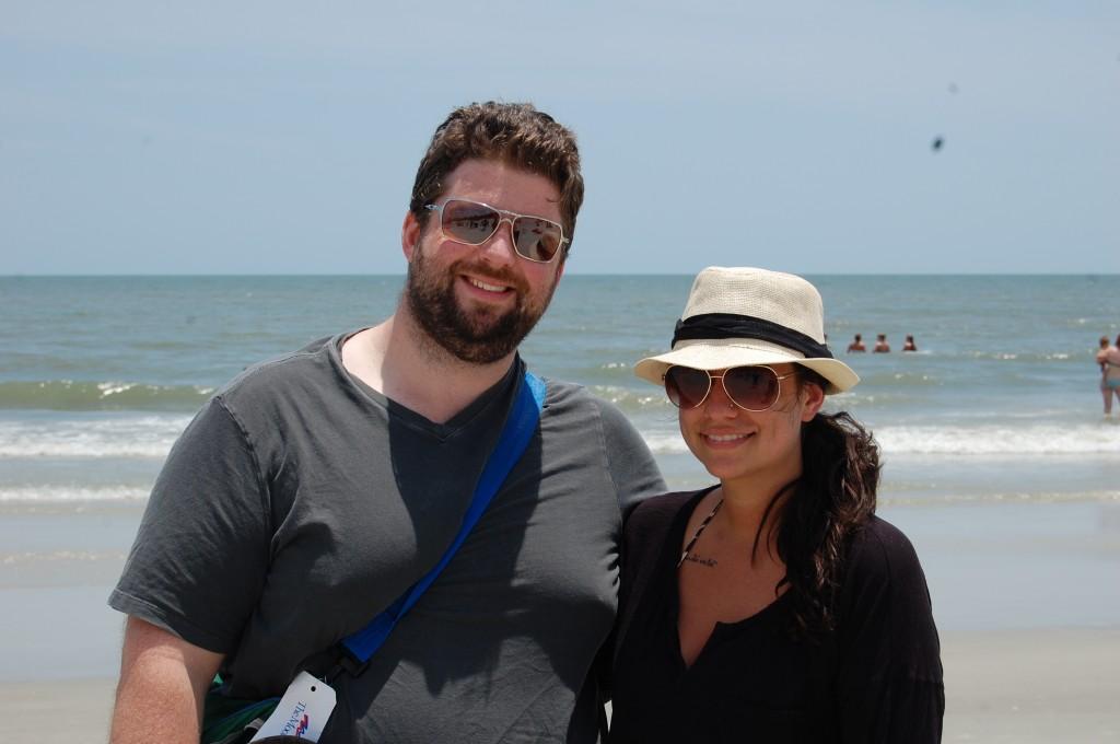 James and Amanda