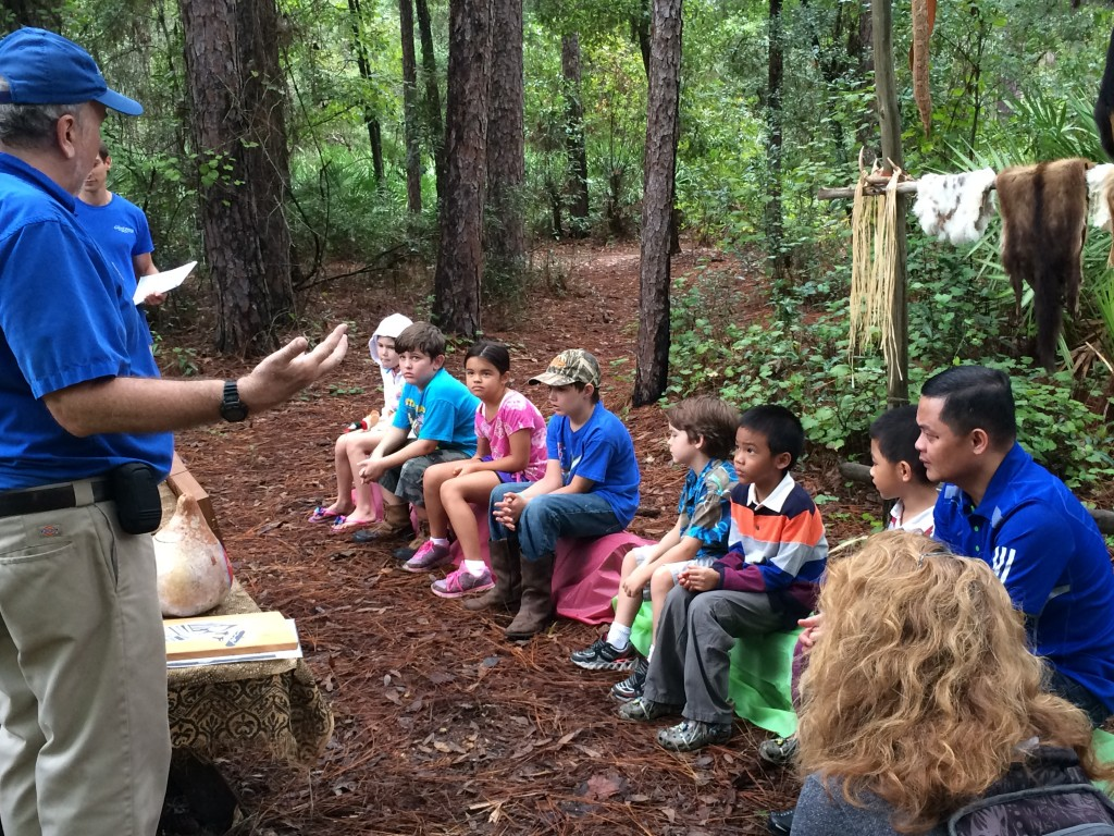 Learning about Timucua technology